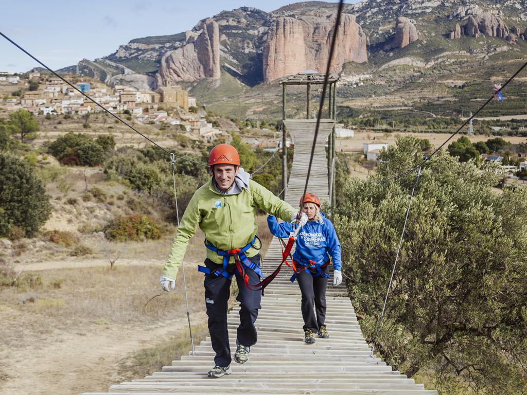 Incentivo en Murillo de Gallego con UR Pirineos